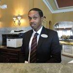Jefferson Clinton Hotel Foto