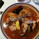 Spicy cioppino