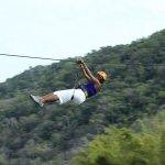 I had such a great time zip lining with Canopy Indio!