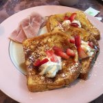 Delicious french toast!