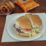Zdjęcie K LaMay's Steamed Cheeseburgers