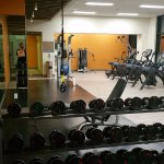 Very Nice Gym for a Hotel