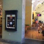 The Bug Cafe entrance