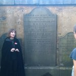 Stefanie horrifies us with macabre tales of grave robbers and live burials