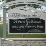 De Pere Riverwalk And Wildlife Viewing Area