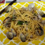 Vongole - Clams with pasta