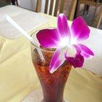 Ice Tea at Sweet Foods