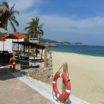Vista desde el Club de playa
