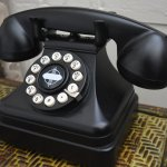 love the old school phone