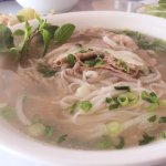 Beef Rice Noodle (Pho)