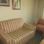 Sitting Area, Couch, Chairs,  Best Western Shadow Inn, Woodland, Ca