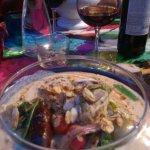 De bonnes quantités et des plats aux saveurs originales et bien présentés