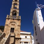 The Church of the Panagia Foto