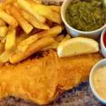 Foto de Charlie Bretts Fish Restaurant & Takeaway