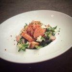 Summer mix salad