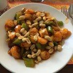 Hong Wah - Kung Pao shrimp