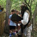 Pirate Adventures aboard Calypso
