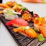 A la carte @sushi asakusa