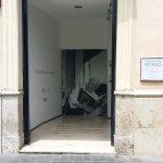 Entrée de la Fondation Picasso