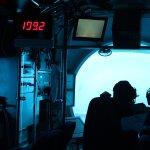 meters and meters under the sea