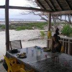 lunch restaurant view