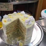 Earl grey and lemon cake