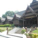 Malacca Sultanate Palace Foto