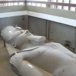 Coloss of Ramses II in Memphis