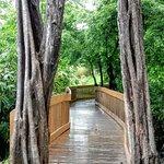 Walkway near Onda spa