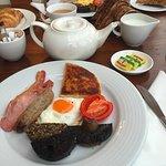 Traditional Scottish Breakfast