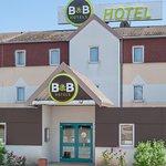 B&B Hôtel Troyes Saint Parres