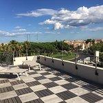terrasse suite 407