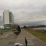 Bello edificio en costanera rio grande, a orillas del Limay , Neuquen!