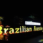 Brazilian Aussie BBQ @ Beraban Square - plenty of off-street parking and awesome food.