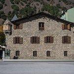 Casa de la Vall (antigua sede del Parlamento / ancien siège du Parlement)