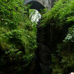 Foto de Devil's Bridge Falls