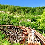 New Mexico Rails-to-Trails Foto