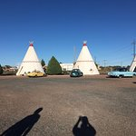 cute little wigwams