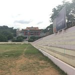 Sri Sathya Sai Hill View Stadium