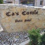 Cas Comte Petit Hotel & Spa Foto