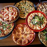 Have you tried all of our pizza styles?