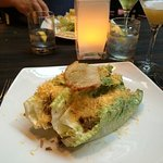 huge Caeser salad perfect for sharing