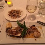 Baked Oysters, Shrimp and Scallops!!!