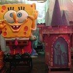 SpongeBob Float