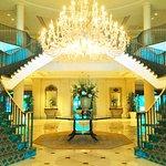 Beautiful, elegant lobby