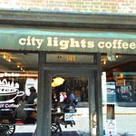 great lunch & coffee/juices - 1 block away