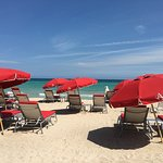 Beach Side Service at Acqualina