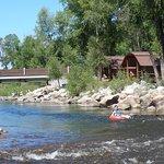 Yampa River at KOA