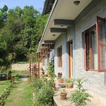 Hill side guest house