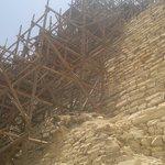 Step Pyramid of Djoser Foto